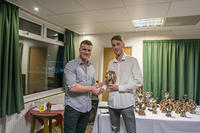 Jason McGreehin  2nd X1 Batting Award