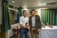 Callum Doyle U17 Performance Award