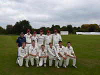 3rd XI Premier League Champions 2014